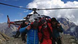 Avalanche au Népal: le cardiologue québécois toujours porté