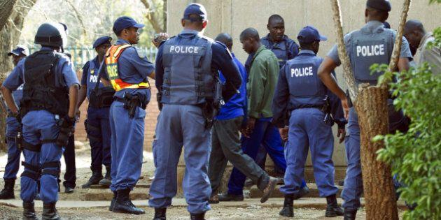 Les grévistes de la mine de Marikana en Afrique du Sud inculpés pour le meurtre de leurs 34