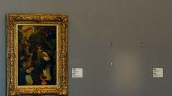 Picasso, Matisse, Gauguin et Monet, volés aux