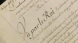 Les archives de France déménagent
