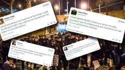Les internautes blancs dénoncent les traitements de faveur que leur réserve la