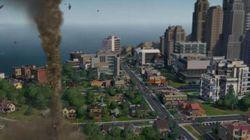 Les catastrophes naturelles du prochain SimCity