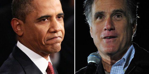 Barack Obama et Mitt Romney préparent leur deuxième duel télévisé de