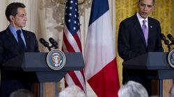 Sarkozy utilise une photo d'Obama pour mousser sa