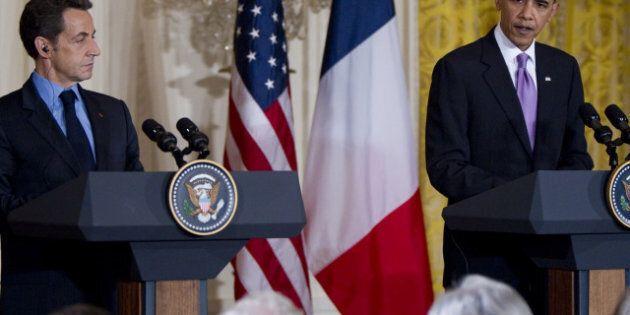 Élections françaises: une image d'Obama dans la vidéo de Sarkozy crée des remous