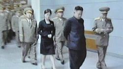 Qui est cette mystérieuse femme aux côtés de Kim Jong Un?