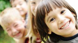 Une marche pour la Fondation Rêves d'enfants,