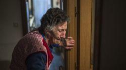 Espagne: les images de l'expulsion de Carmen, 85 ans, émeuvent tout un pays