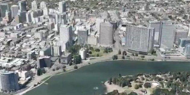 Google Maps, nouvelle version : 3D et accès hors-connexion