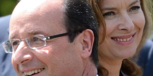 Les USA scrutent les premiers pas de Valérie Trierweiler pour sa rencontre avec Michelle Obama