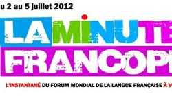 La minute francophone du 2