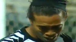 Le but qui fait pleurer Ronaldinho