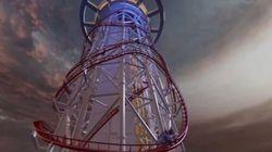 Montez à bord des (futures) plus hautes montagnes russes du monde avec le Skycraper d'Orlando