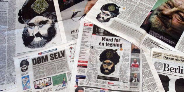 Danemark/caricatures de Mahomet: quatre hommes jugés coupables de