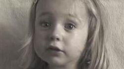 Un père filme sa fille 15 secondes chaque semaine pendant 14