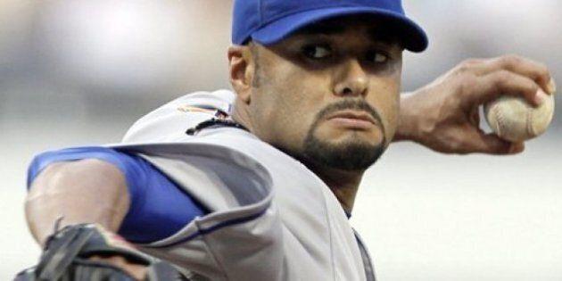 Santana réussit le 1er match sans point ni coup sûr des Mets, qui gagnent