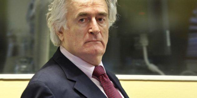 Radovan Karadzic acquitté de génocide dans des municipalités de