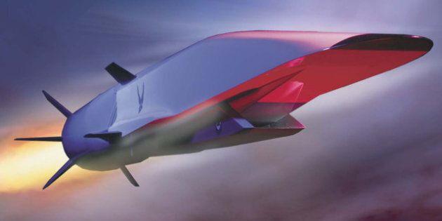 L'engin hypersonique X-51A de l'US Air Force s'est écrasé