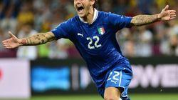 L'Italie bat l'Angleterre en fusillade, atteint les demi-finales de l'Euro 2012
