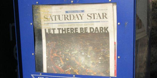 Le «Toronto Star» va lancer en 2015 une édition pour