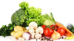 Perdez du poids avec 30 aliments de moins de 50 calories