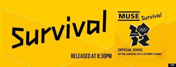 Londres 2012: Survival de Muse, le clip des JO dévoilé