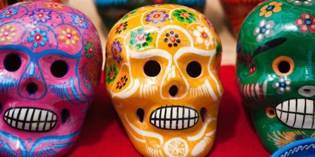 Fêter la mort comme au Mexique: «el dia de los muertos» gagne en