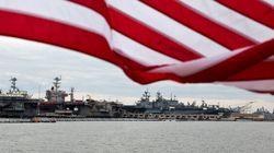 États-Unis: 2 personnes tuées par balles à la base de Norfolk, lundi soir, en