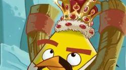 Un oiseau Freddie Mercury dans Angry