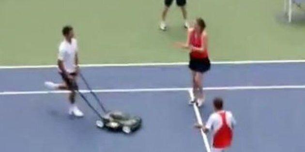 Novac Djokovic danse sur Call me maybe avant l'ouverture de l'US Open
