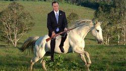 Les «chevaux et baïonnettes» d'Obama deviennent