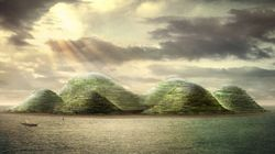 Une île artificielle pour 300 000 habitants à Istanbul