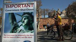 Shutdown: le site de Fox News parle plutôt de