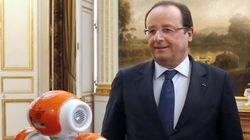 François Hollande piégé par un