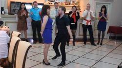 «Danse avec les Russes»: quand un macho se croit sur un plateau télé