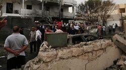 Libye: attentat à la voiture piégée contre l'ambassade de France à