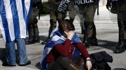 Émeutes à Athènes, plan