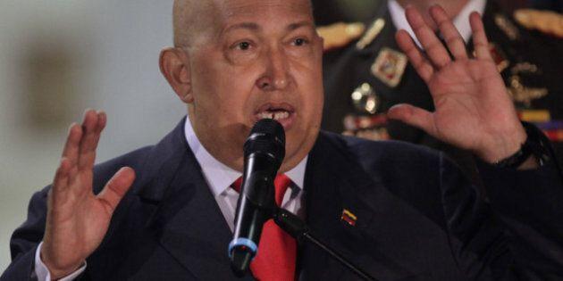 Hugo Chavez repart à Cuba pour traiter son