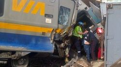 Un train déraille à Burlington: 3 morts