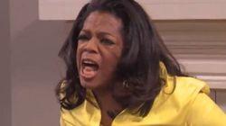 Vidéo: Oprah a du fun chez