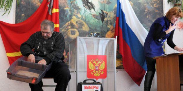 Russie: Répit nerveux avant la présidentielle briguée par Vladimir