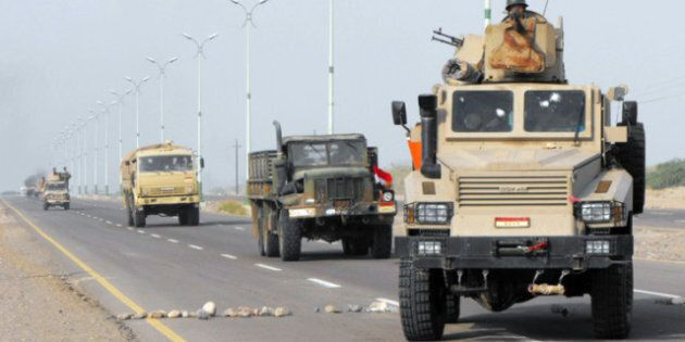 Yémen: 103 soldats tués dans une attaque attribuée à