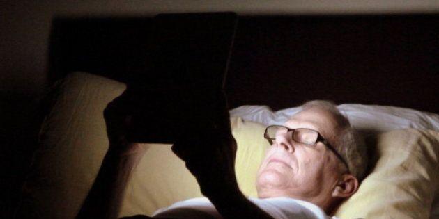 Le iPad est surtout utilisé dans la chambre à coucher: attention, sommeil en