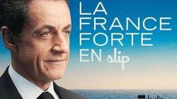 Photos: Présidentielles en France: les publicitaires
