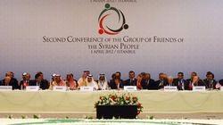 Les Amis de la Syrie reconnaissent le Conseil national
