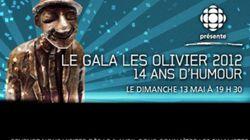 Vidéos: Rendez-vous au gala Les Olivier avec les Chick'n