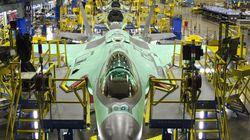 Visite de l'usine de production des F-35 à Fort Worth, au Texas (PHOTOS /