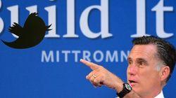 Romney a-t-il acheté des abonnés sur Twitter