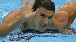 Michael Phelps accroche son