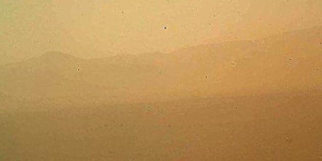 Les premières images de Mars envoyées par Curiosity
